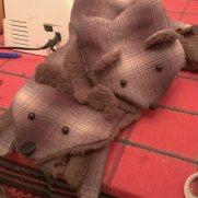 Bear Scarves