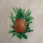 Pineapple Kitchen Towel