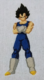 Vegeta Kitchen Towel
