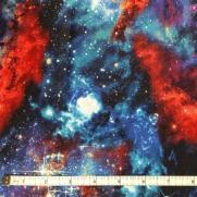 Galaxy - Blue Red