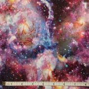 Galaxy - Pink Purple