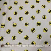 Batman Symbols Gray
