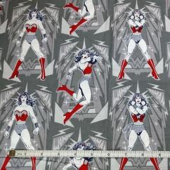 Wonder Woman Gray