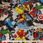 Avengers Collage