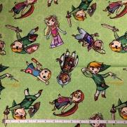 Legend of Zelda 4 Swords