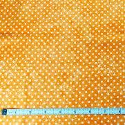Orange w/ White Dotd