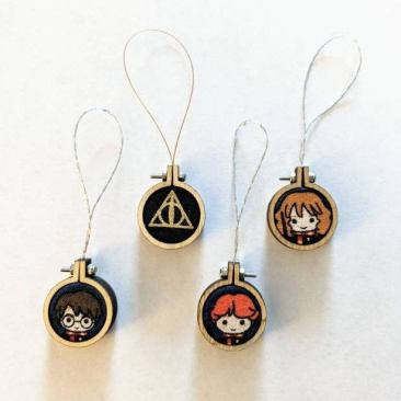 miniornaments-harrypotter